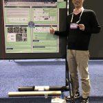 Poster presentation, Jintao